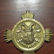 Militaria: 1916 TOLEDO. MEDALLA ACADEMICO ACADEMIA BELLAS ARTES Y CIENCIAS HISTORICAS. Lote 79563085