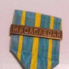 Militaria: WWII. BELGICA. CAMPAÑA SERVICIO EN AFRICA 1939-45. Lote 79580645