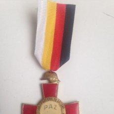 Militaria: MEDALLA CRUZ CONMEMORATIVA XXV AÑOS DE PAZ. 1964. EJÉRCITO NACIONAL. GUERRA CIVIL ESPAÑOLA 1939-1964. Lote 79793873