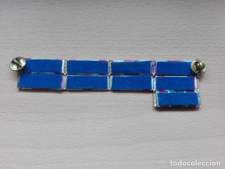 Militaria: Pasador con 9 condecoraciones. - Foto 2 - 79798685