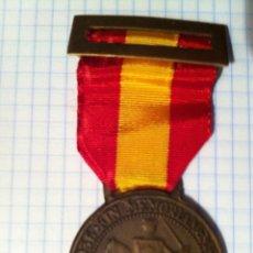 Militaria: VIZCAYA 1939 (VOLUNTARIOS) -AUTÉNTICA. Lote 79900557