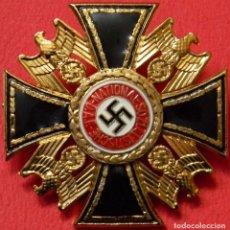 Militaria: DEUTSCHER ORDEN - ORDEN DE LA MUERTE. DIMENSIONES: 48 X 48 MM.. Lote 148334754