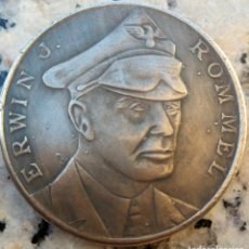 Militaria: MEDALLA MARISCAL MARISCAL ERWIN ROMMEL. AFRIKA KORPS. 1939-45. ALEMANIA. 2ª GUERRA MUNDIAL. RÉPLICA . Lote 80217453