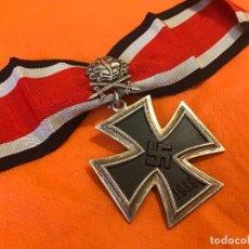 Militaria: CRUZ DE CABALLERO CON HOJAS DE ROBLE Y ESPADAS, TERCER REICH, ADOLF HITLER, FUHRER, NSDAP, NAZI. Lote 81233792
