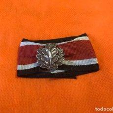 Militaria: HOJAS DE ROBLE PARA MEDALLA CRUZ DE CABALLERO, TERCER REICH, ADOLF HITLER, FUHRER, NSDAP,NAZI. Lote 81237220
