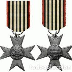 Militaria: MEDALLA MERITO AYUDA GUERRA PRUSIA ( I GUERRA MUNDIAL). Lote 81900512