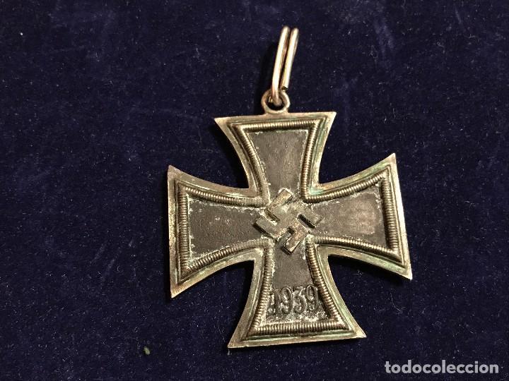 CRUZ DE CABALLERO DE LA CRUZ DE HIERRO, TERCER REICH, ADOLF HITLER, FUHRER, NSDAP, NAZI (Militar - Reproducciones y Réplicas de Medallas )