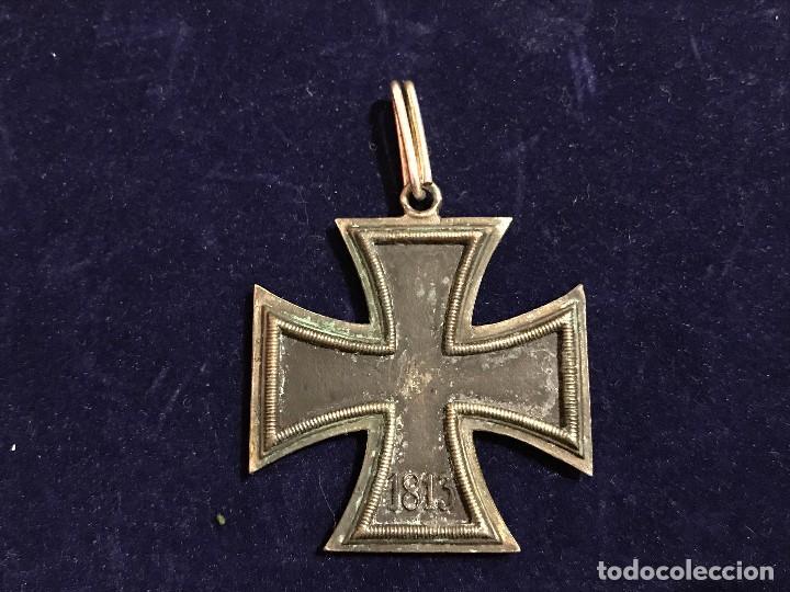 Militaria: Cruz de Caballero de la Cruz de Hierro, Tercer Reich, Adolf Hitler, Fuhrer, NSDAP, nazi - Foto 2 - 82495744