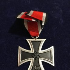 Militaria: MEDALLA CRUZ DE HIERRO 2ªCLASE, TERCER REICH, ADOLF HITLER, FUHRER,NAZI EK1 EK2. Lote 146294558