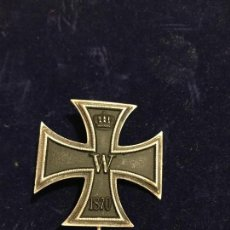 Militaria: MEDALLA CRUZ DE HIERRO 1ªCLASE 1870, TERCER REICH, ADOLF HITLER, FUHRER. Lote 82497156