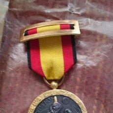 Militaria: GUERRA CIVIL MEDALLA DE LA CAMPAÑA 1936-1939 NUEVA EN SU CAJA, VANGUARDIA. Lote 83327663