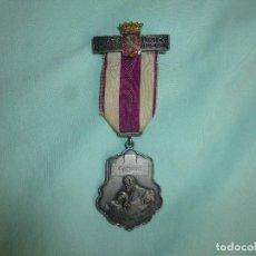 Militaria: MEDALLA DEL PLATO UNICO..NI UN ESPAÑOL SIN PAN..GUERRA CIVIL.... Lote 83940380