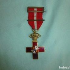 Militaria: MEDALLA MERITO MILITAR DISTINTIVO ROJO..MEDALLA EPOCA AX III ..GRAN CALIDAD..... Lote 83941440