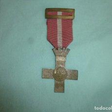 Militaria: MERITO MILITAR ..REPUBLICA..DISTINTIVO ROJO..ORIGINAL.. Lote 83942520