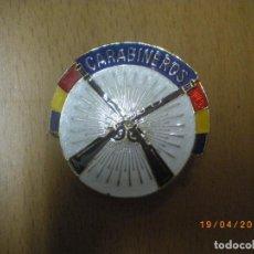 Militaria: PLACA DE PECHO CARABINEROS, GUERRA CIVIL. Lote 108752840