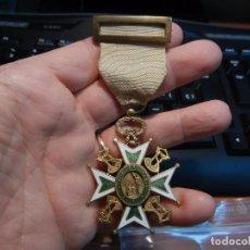 Militaria: CRUZ DE ORDEN MILITAR Y HOSPITALARIA DE SAN LÁZARO DE JERUSALÉN.. Lote 84176744