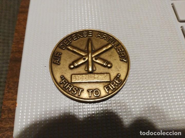 MEDALLA ORIGINAL AIR DEFENSE ARTILLERY (Militar - Medallas Extranjeras Originales)