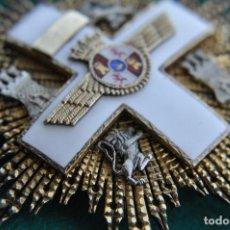 Militaria: CRUZ DEL MERITO AERONAUTICO 1.949. Lote 84656484