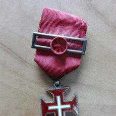 Militaria: ORDEN MILITAR DEL CRISTO DE PORTUGAL. ORDEN DEL TEMPLE. Lote 84664672
