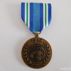 Militaria: MEDALLA DE LAS NACIONES UNIDAS. MINUGUA. GUATEMALA. Lote 84745804