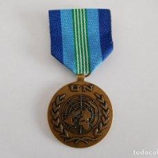 Militaria: MEDALLA DE LAS NACIONES UNIDAS. ONUCA. AMÉRICA CENTRAL. Lote 84747424