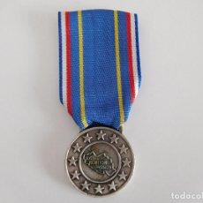 Militaria: MEDALLA UNIÓN EUROPEA. MONITOR MISSION. YUGOSLAVIA. Lote 84750160