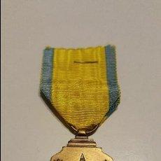 Militaria: WWII. BÉLGICA. MEDALLA DE SERVICIO EN AFRICA. Lote 85362484