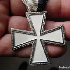 Militaria: MEDALLA ITALIANA CRUZ DE HIELO 2ª G.M. FRENTE RUSO. Lote 85433072