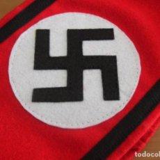 Militaria: BRAZALETE NAZI SS DEL NSDAP. TERCER REICH.. Lote 95931331