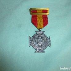 Militaria: MEDALLA ..VOLUNTARIOS DE NAVARRA..GUERRA CIVIL..ORIGINAL.... Lote 85939480