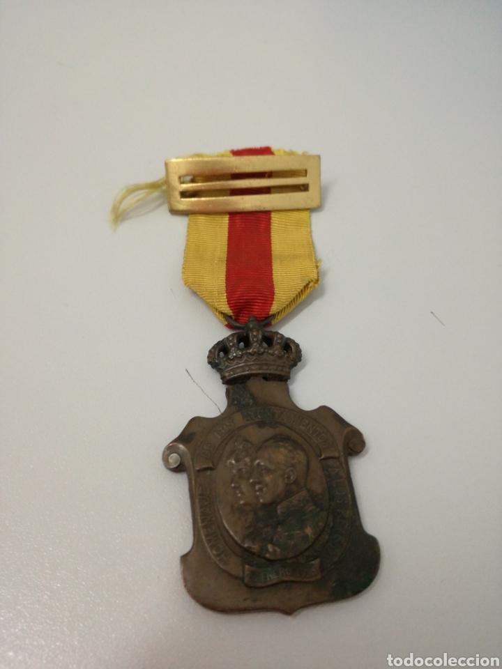 MEDALLA ALFONSO XIII (Militar - Medallas Españolas Originales )