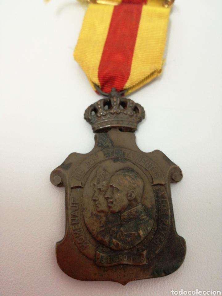 Militaria: Medalla Alfonso XIII - Foto 2 - 86008179