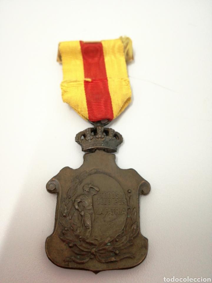 Militaria: Medalla Alfonso XIII - Foto 3 - 86008179