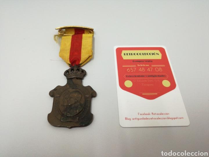 Militaria: Medalla Alfonso XIII - Foto 4 - 86008179