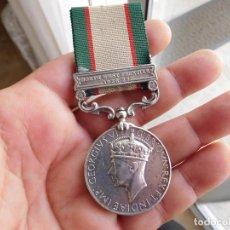 Militaria: MEDALLA INGLESA. INDIA. NORTH WEST FRONTIER 1936-37 GEORGE VI. Lote 86383984
