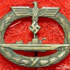 Militaria: LUFTWFFE - DISTINTIVO PARA TRIPULANTES RETIRADOS. ERINNERUNGSABZEICHEN. MEDIDAS: 50 X 40 MM. Lote 86687392