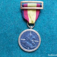 Militaria: MEDALLA DE LA GUERRA CIVIL ESPAÑOLA. Lote 87315812