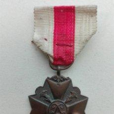 Militaria: MEDALLA BELGA. PRINCIPIOS DEL S. XX. Lote 87568872