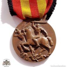 Militaria: MEDALLA ITALIANA VOLUNTARIOS ITALIANOS GUERRA CIVIL CTV . Lote 87882088