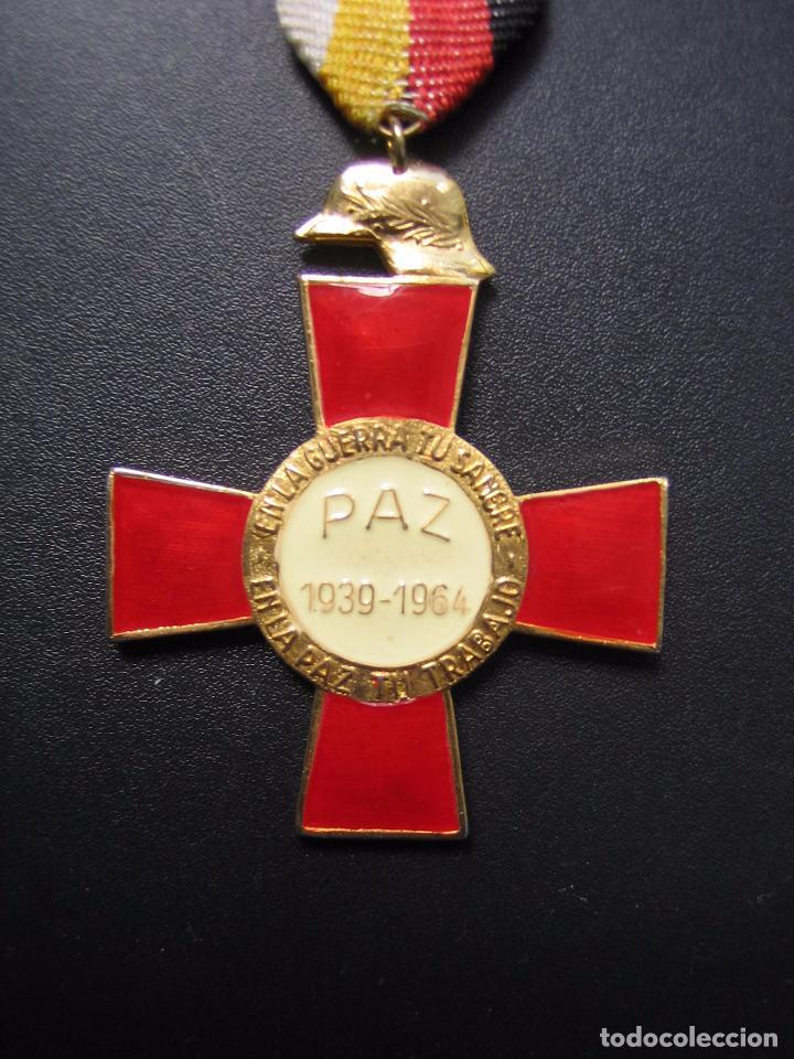 Militaria: Medalla conmemorativa 25 años de Paz 1939-1964 - Foto 2 - 88128444