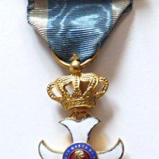 Militaria: ORDEN DE MARÍA ISABEL LUISA 1839. Lote 88173776