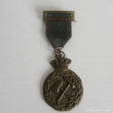 Militaria: MEDALLA PEON CAMINERO. Lote 88185936