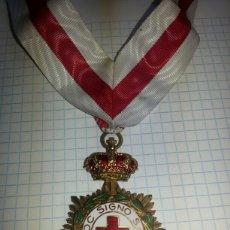 Militaria: MEDALLA ORDEN CRUZ ROJA. Lote 88510306