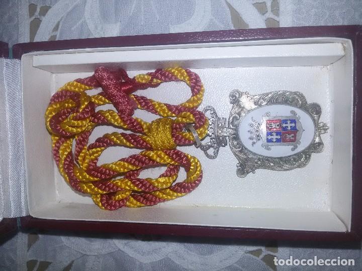 Militaria: MEDALLA DE PLATA-DISTINTIVO-MONÁRQUICA - Foto 3 - 88868232