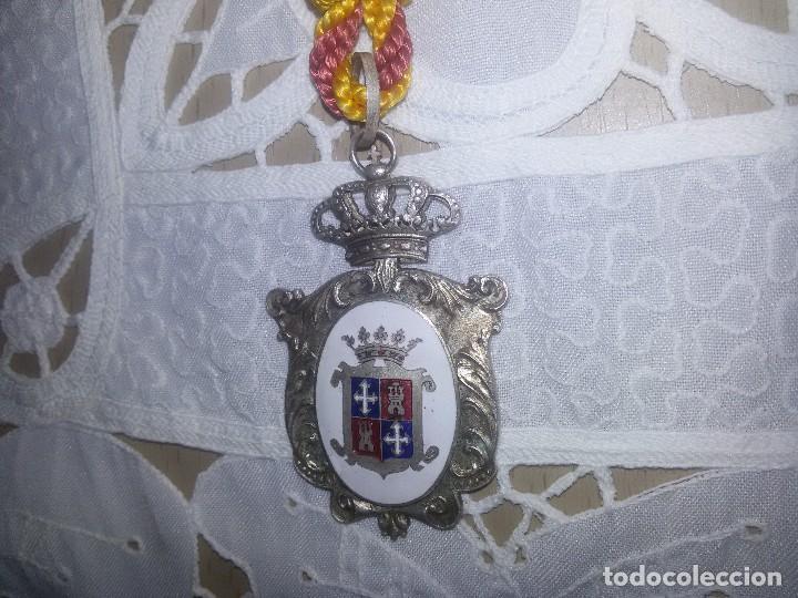 Militaria: MEDALLA DE PLATA-DISTINTIVO-MONÁRQUICA - Foto 22 - 88868232