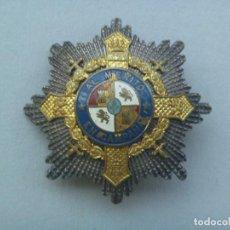 Militaria: GUERRA CIVIL : GRAN PLACA DEL MERITO MILITAR EN CAMPAÑA . EPOCA DE FRANCO. Lote 98404863