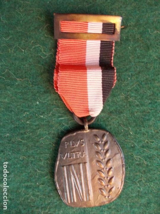 MEDALLA PLUS ULTRA (Militar - Medallas Españolas Originales )