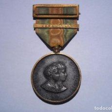 Militaria: MEDALLA DE MINDANAO 1894-95, CON SU CINTA ORIG Y PASADOR 1894-1895-TODO SIN TOCAR EPOCA. Lote 89971240