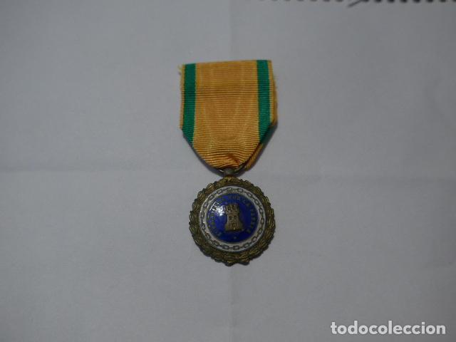 * ANTIGUA MEDALLA SUFRIMIENTO POR LA PATRIA, ALFONSO XIII - GUERRA CIVIL. ZX (Militar - Medallas Españolas Originales )