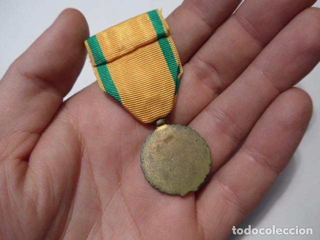 Militaria: * Antigua medalla sufrimiento por la patria, Alfonso XIII - Guerra civil. ZX - Foto 5 - 91650745